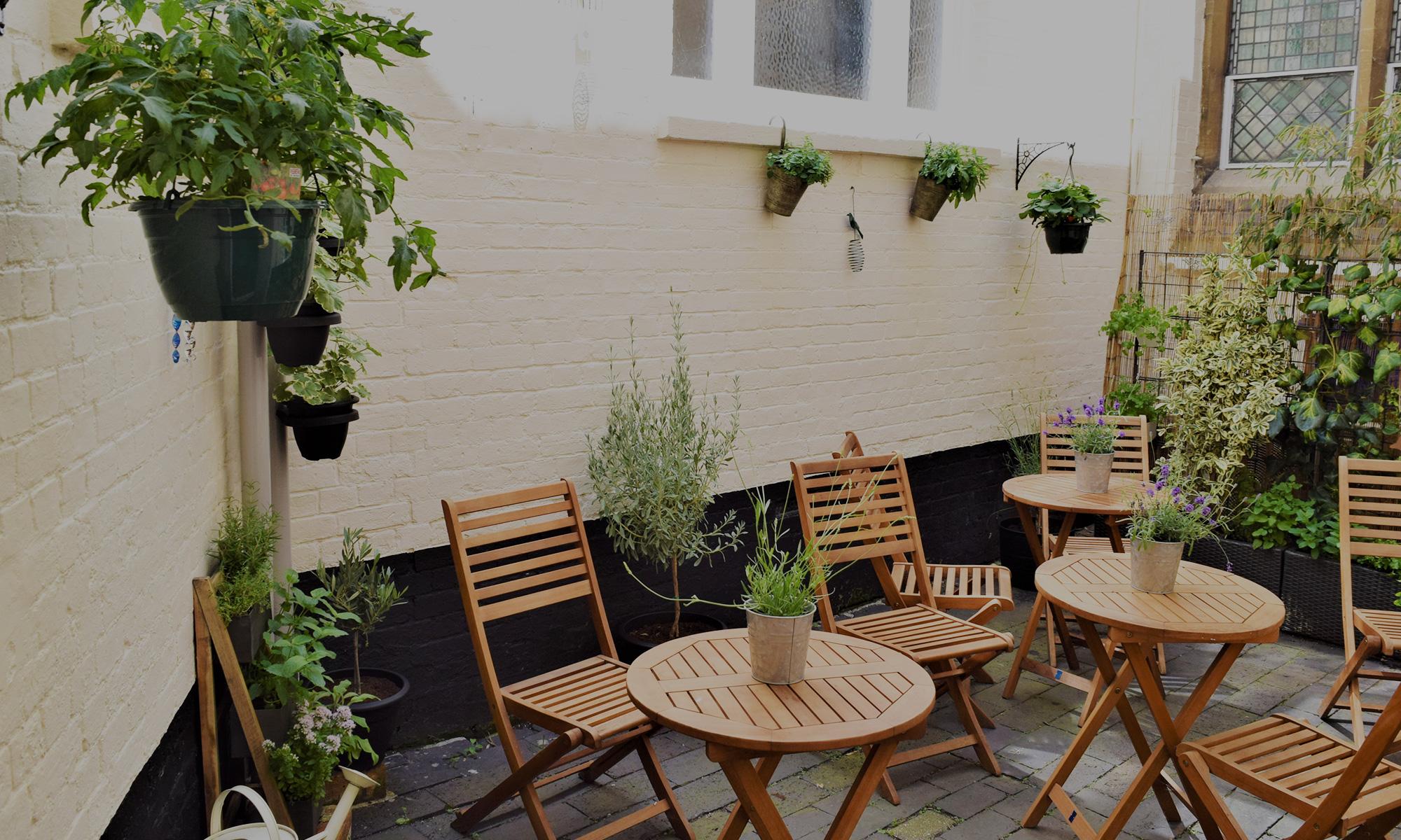 Living Saucha Studio Garden